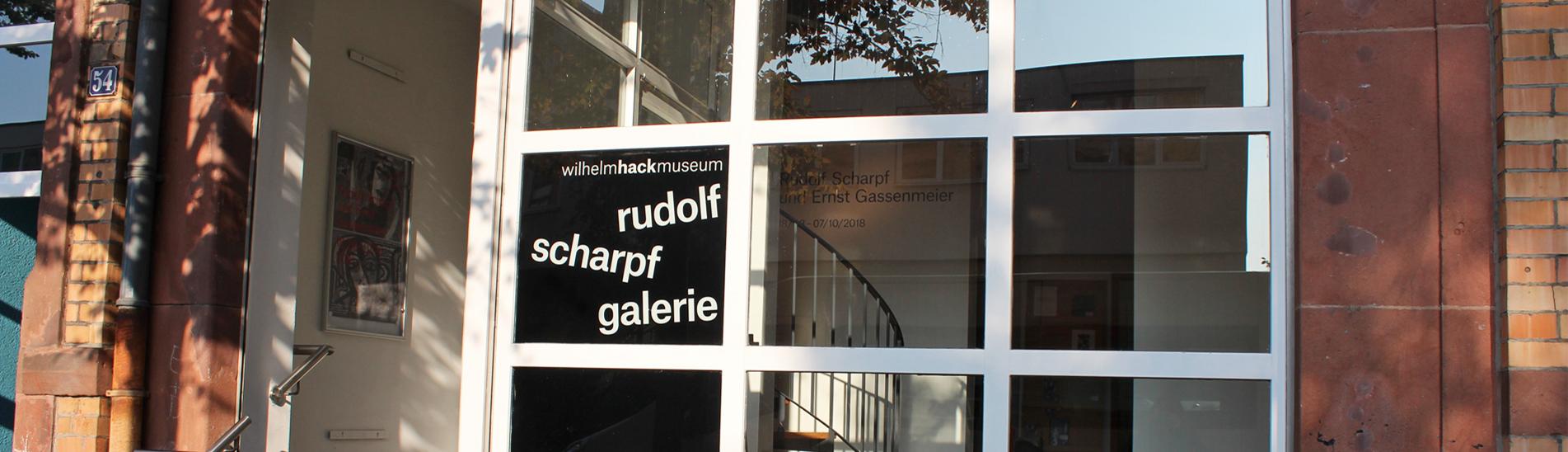 Rudolf Scharpf Galerie widescreen